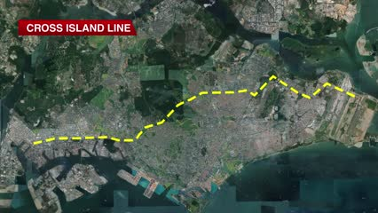 Cross Island Line project: Experts talk about construction challenges   Video