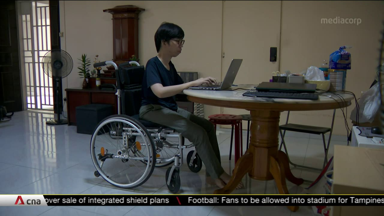 More than 2,400 persons with disabilities employed via SG Enable scheme since 2016 | Video