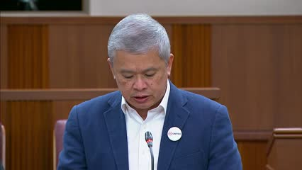 Budget 2020 Debate: Ang Hin Kee on support for freelancers
