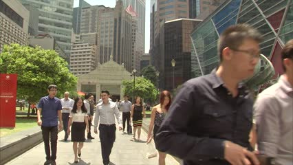 Harsher penalties for companies whose hiring practices discriminate against Singaporeans | Video