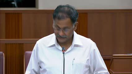 Murali Pillai on Maintenance of Religious Harmony (Amendment) Bill