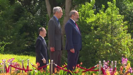 Singapore, Armenia reaffirm friendly relations, common interests | Video