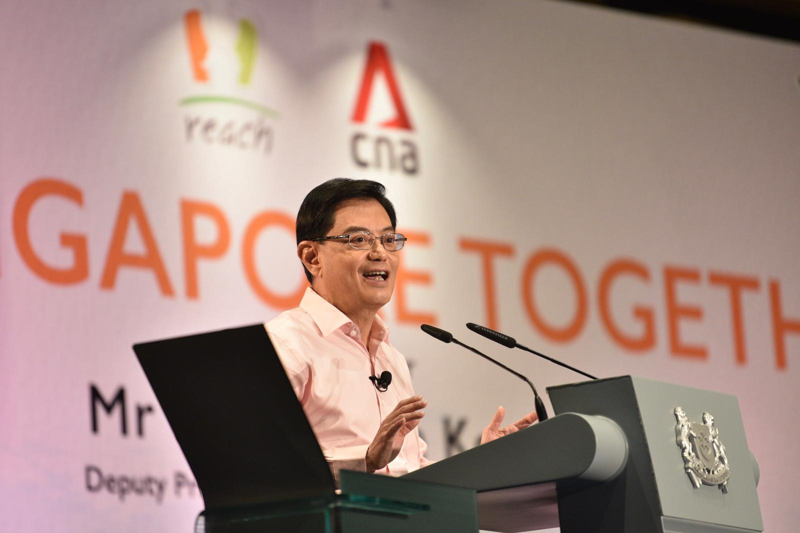 DPM Heng Swee Keat on working with Singaporeans to design, implement policies | Full speech