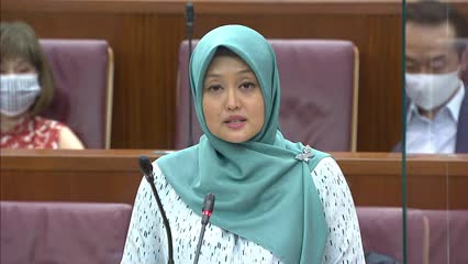 Rahayu Mahzam on reviewing Singapore's justice system