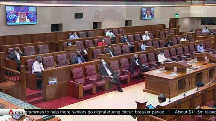 MPs allowed to 'meet' in various locations for Parliament sittings under new article in Constitution | Video
