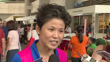 Poh Li San a potential fresh face in Singapore politics | Video