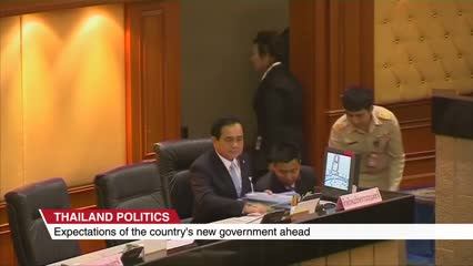 What challenges await Thailand's newly-elected prime minister? | Video