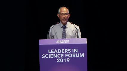 Science and technology central to Singapore's sustainability journey: Masagos | Video