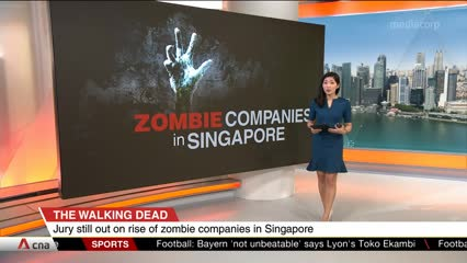 CNA+: The rise of zombie companies: Singapore