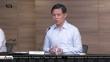 Ministers directly handling COVID-19 crisis to continue fronting response: PM Lee on Cabinet reshuffle