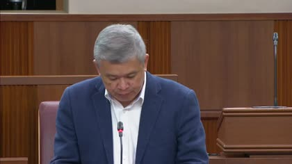 Ang Hin Kee on Land Transport (Enforcement Measures) Bill