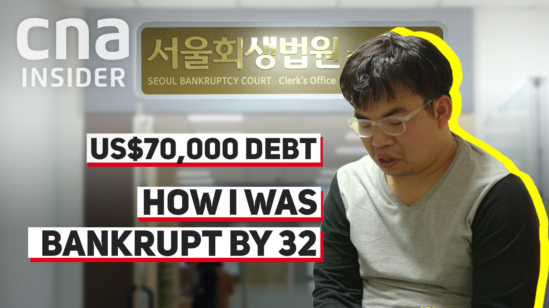 Why are South Korean millennials going bankrupt from debts?
