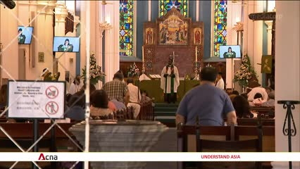 Places of worship step up precautionary measures amid coronavirus fears | Video