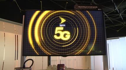 Race to roll out 5G in US gains speed | Video