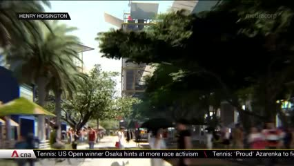 New study to look into solutions to reduce urban heat in older estates | Video