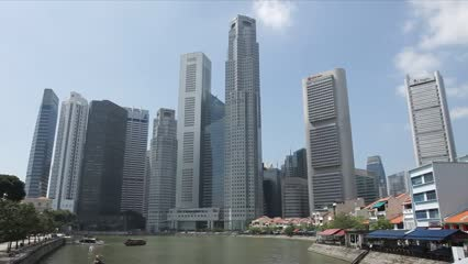 Singapore's growth outlook dims amid trade, global demand woes | Video