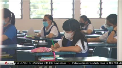 COVID-19: Students to observe strict measures when returning to schools | Video
