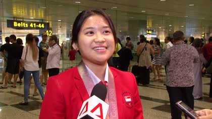 'It's unbelievable': Martina Veloso home after record-breaking showing at Commonwealth Games