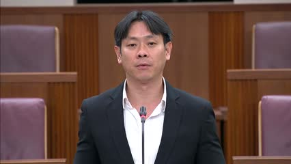 Louis Ng on Supreme Court of Judicature (Amendment), Judges' Remuneration (Amendment), Constitution of the Republic of Singapore (Amendment) Bills