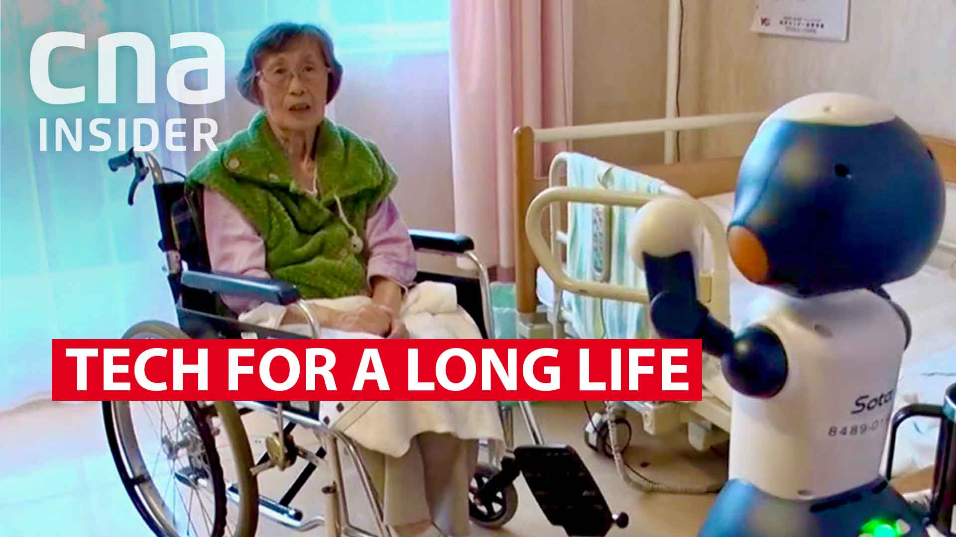 Technology that will help you live a long life