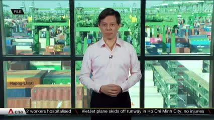 Singapore will invest to develop its 'intangible strengths' to tackle COVID-19 impact on livelihoods: Chan Chun Sing | Video