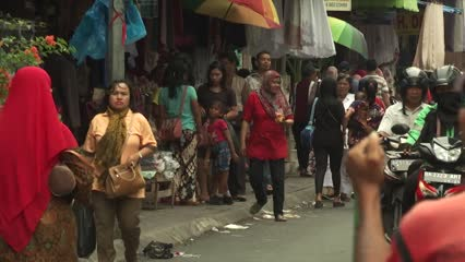 Diversity a focus for 'mini Indonesia' as presidential election draws near | Video