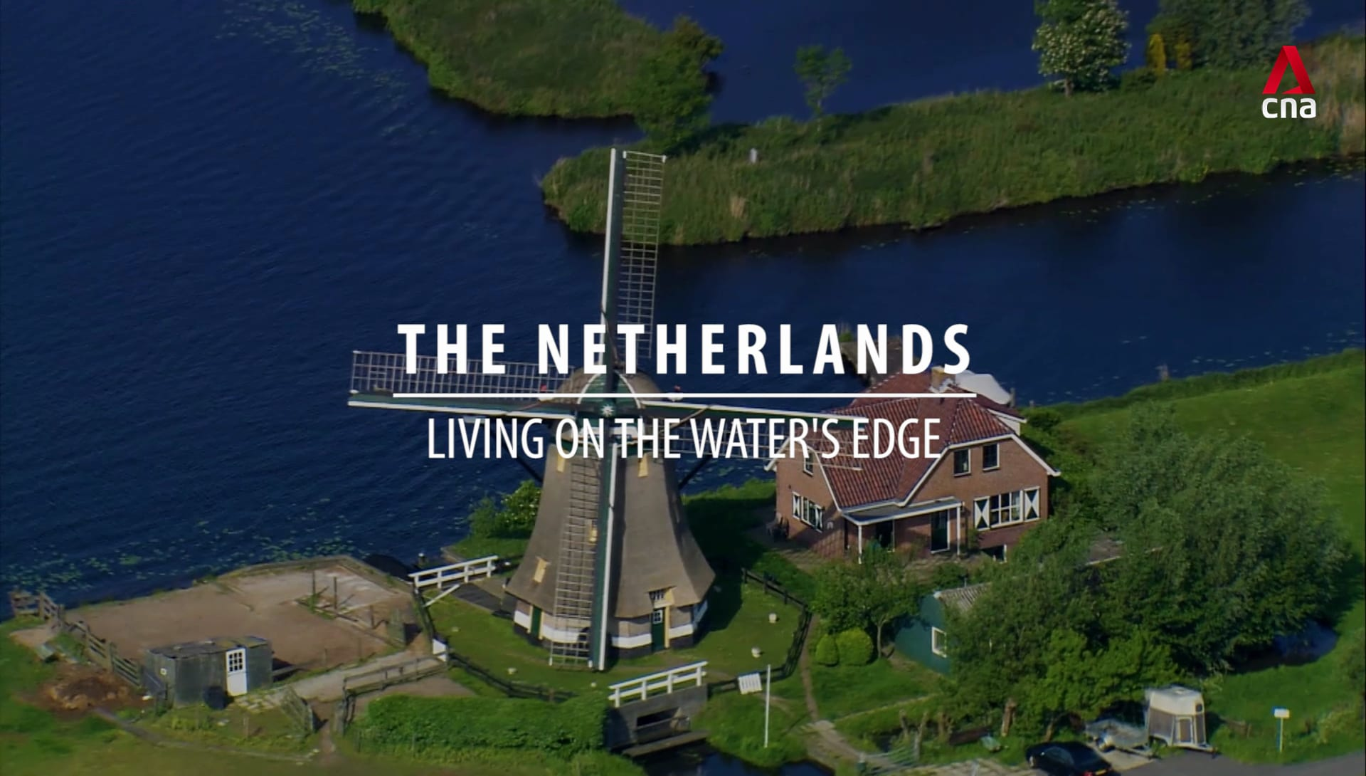 The Netherlands: Living on the water's edge | Video