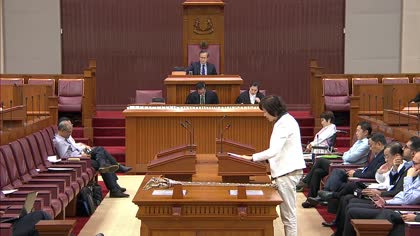 Lee Bee Wah on Smoking (Prohibition in Certain Places) (Amendment) Bill