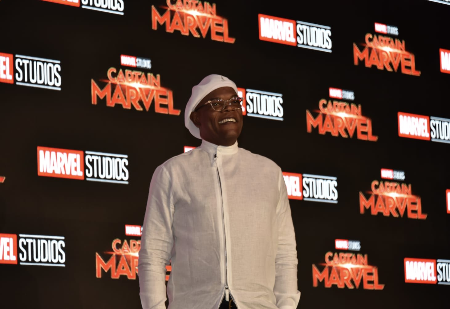 Nick Fury solo movie? We ask Captain Marvel's Samuel L Jackson in Singapore | CNA Lifestyle