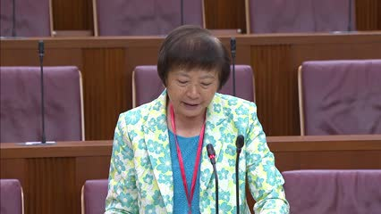 Lee Bee Wah on Small Motorised Vehicles (Safety) Bill and Active Mobility (Amendment No. 2) Bill