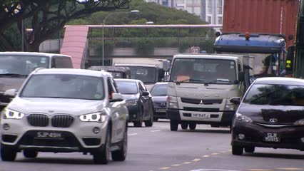 Budget 2019: Excise duty on diesel doubled to S$0.20 per litre | Video