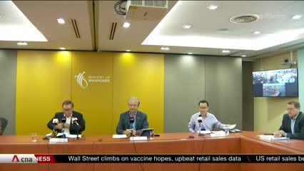 Companies may consider temporary wage cuts to minimise retrenchments: National Wages Council | Video