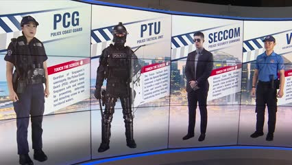 Exhibition marking 200 years of policing in Singapore opens at National Museum | Video