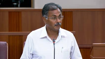 Murali Pillai on Road Traffic (Amendment) Bill