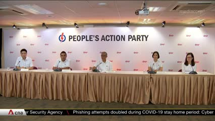 GE2020: PAP introduces final 8 of 27 fresh faces, to launch manifesto on Saturday | Video