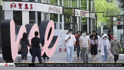 Beijing adapts to life under COVID-19 pandemic | Video