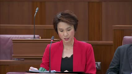 Budget 2020 Debate: Low Yen Ling on CDC support for families, businesses