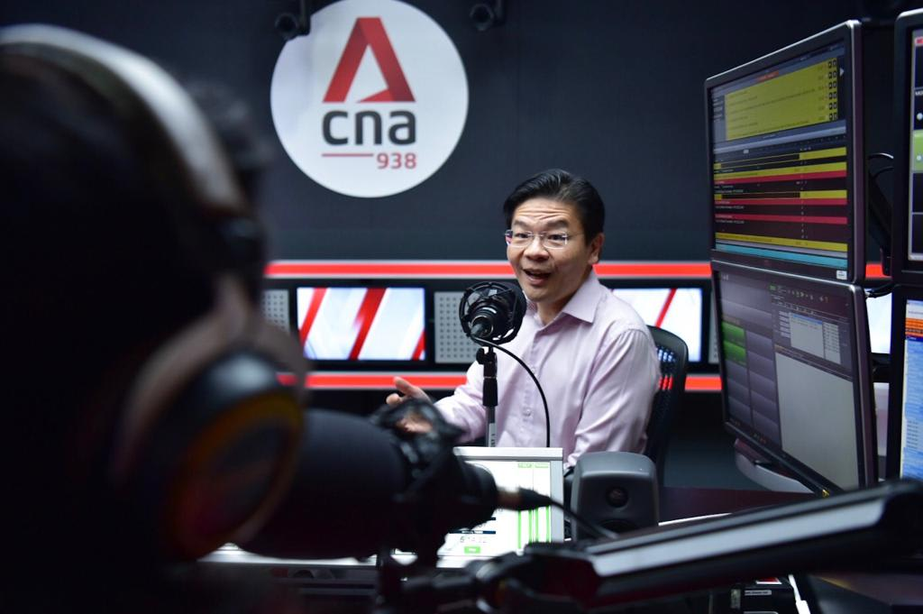 Government working on pricing model for HDB flats in Greater Southern Waterfront: Lawrence Wong | CNA938 exclusive