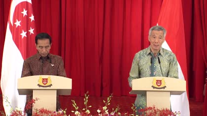 PM Lee, President Jokowi hail 'special' 50th anniversary of Singapore-Indonesia relations