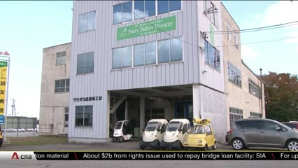 Disaster mitigation driving surge in demand for electric vehicles in Japan | Video