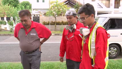 Environmental services sector gets a skills upgrade| Video