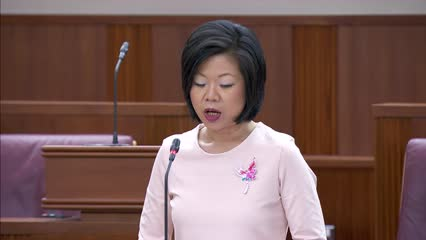 Committee of Supply 2019 debate, Day 7: Sim Ann on turning young people's voices into action