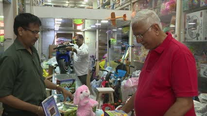 India's toy retailers impacted by COVID-19 and new import duty hike | Video