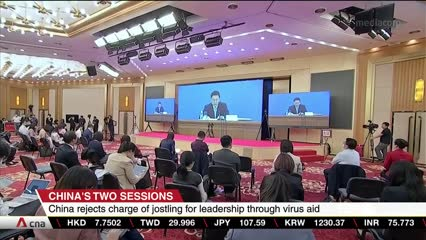 Economic impact of COVID-19 under scrutiny as China's parliamentary sessions open | Video