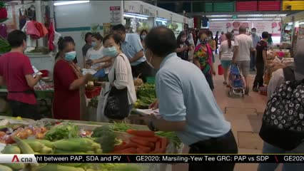 GE2020: Workers' Party prioritising defence of Aljunied GRC, Hougang SMC, say analysts | Video