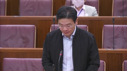 Lawrence Wong on Parenthood Provisional Housing Scheme flats for married couples awaiting new flats