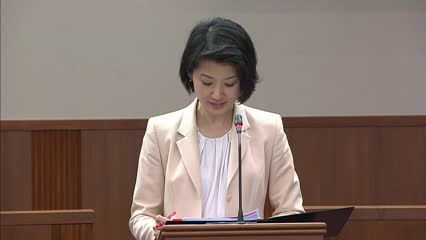 Sun Xueling responds to motion on ageing with purpose