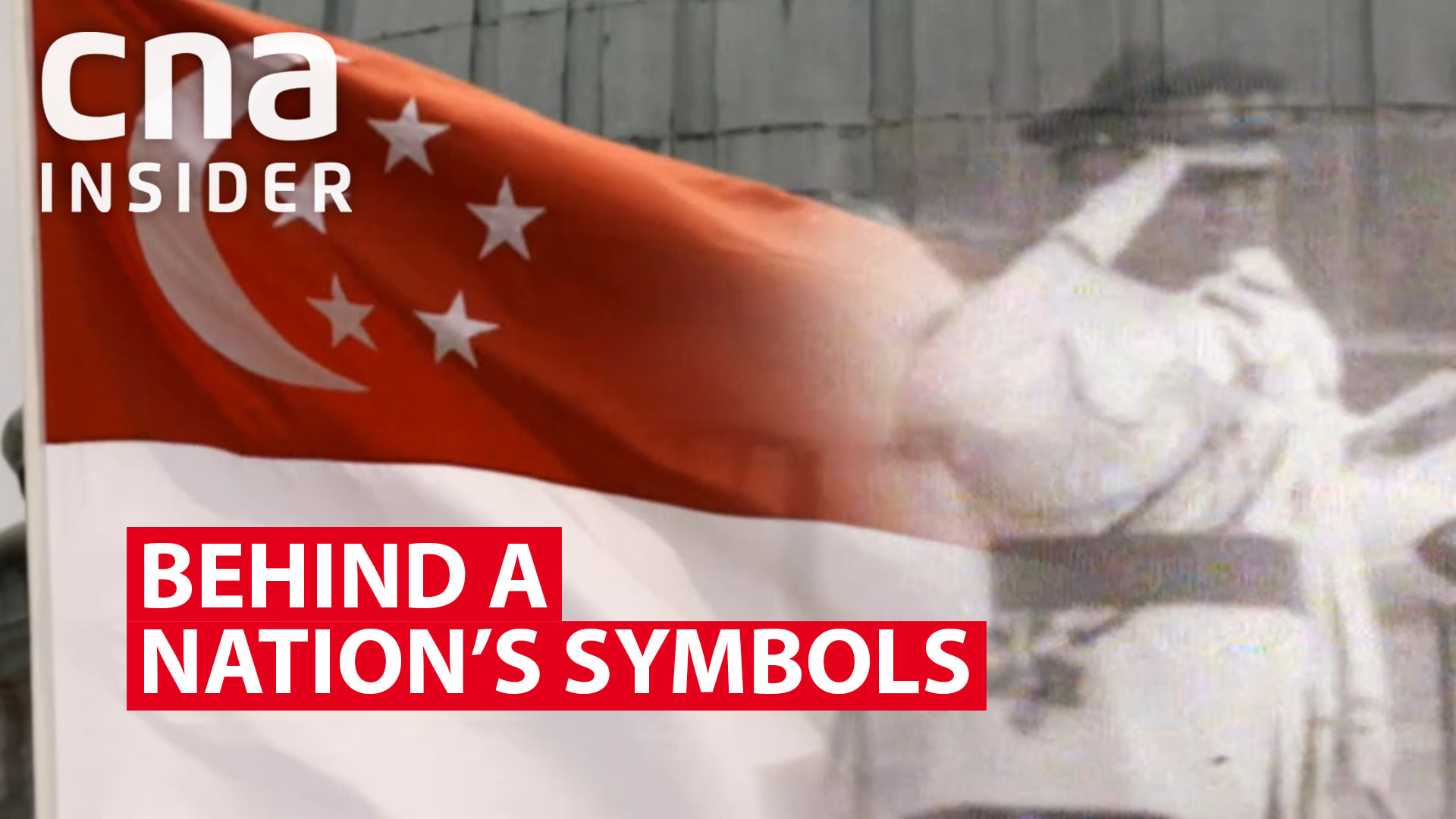 What you didn't know about the Singapore anthem and flag