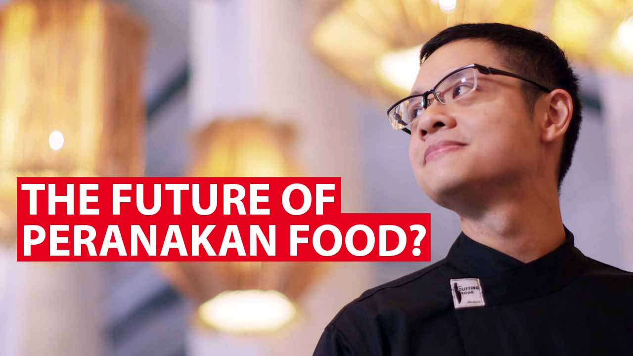 The future of Peranakan food? Malcolm Lee's daring vision