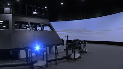 New training facility at Tuas Navy Base to tap on virtual reality, artificial intelligence | Video
